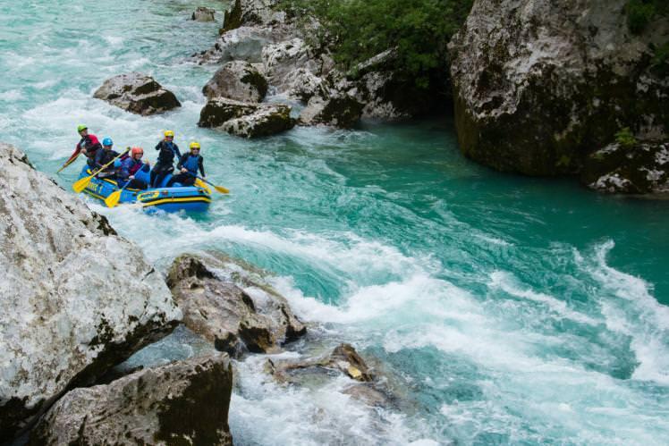 Словения: мястото за приключения на открито - Соча