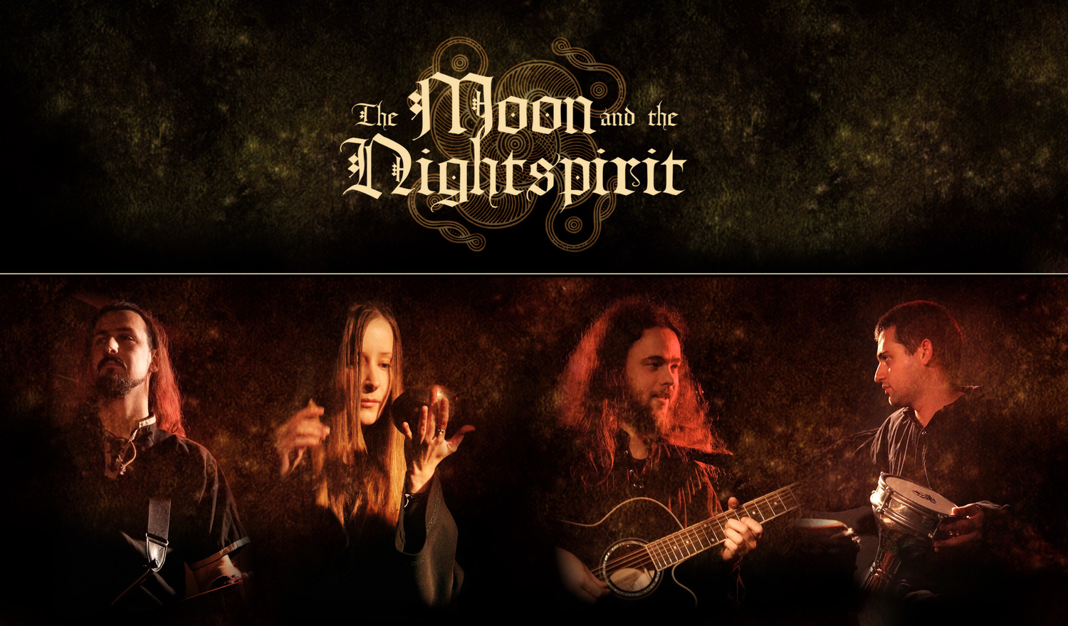 The Moon and The Nightspirit