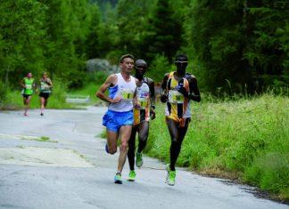 Шабан Мустафа 4-и в света на планинско бягане
