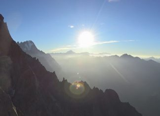 Peuterey Integral - по скалите на Италианските Алпи