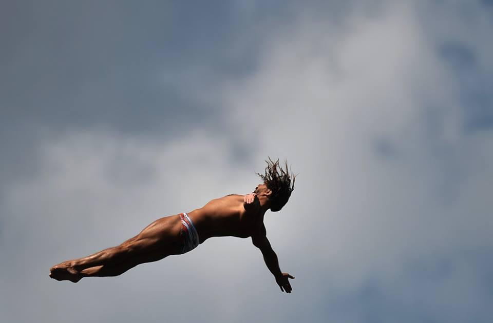 Тодор Спасов. Снимка: Clavados Diving