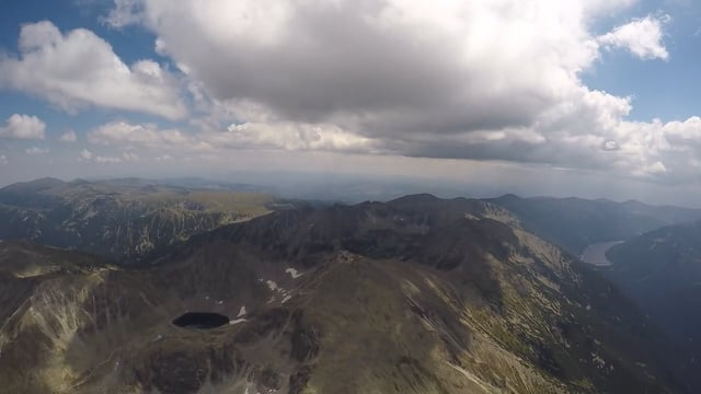 Connecting the dots in SW Bulgaria: from Sofia, over Rila's peaks, and back.