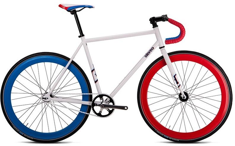 Фикси велосипед Drag Stereo 2015