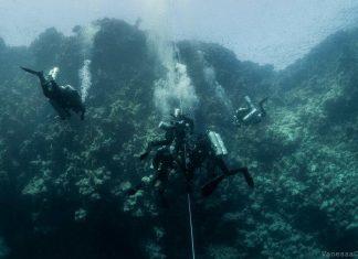 Да срещнеш себе си под водата