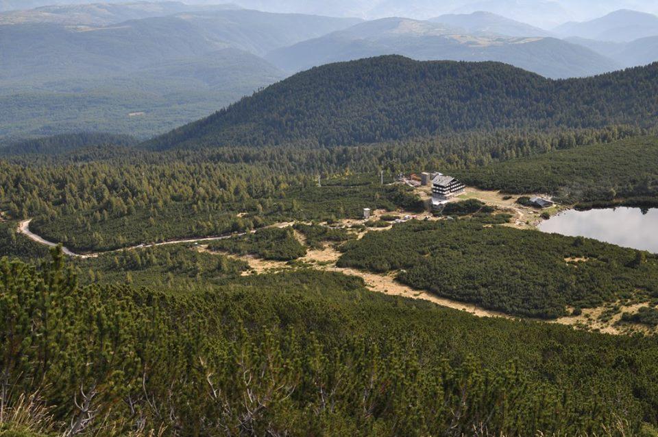 """Коалиция """"За да остане природа в България"""", път до хижа Безбог"""