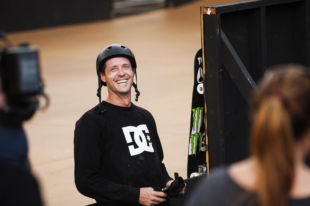Дани Уей, скейт рекорд. Monster Energy