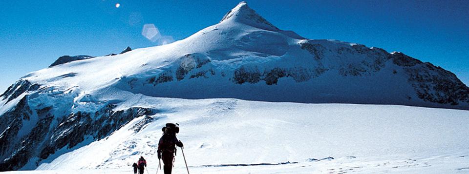 Винсън, Антарктика. Снимка: alpineascents