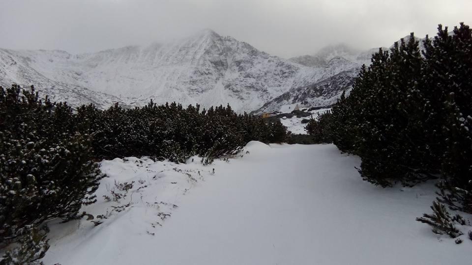 Мусала, сняг