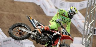 Supercross Sofia 2015