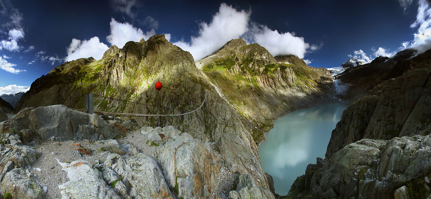 Алпийски мост