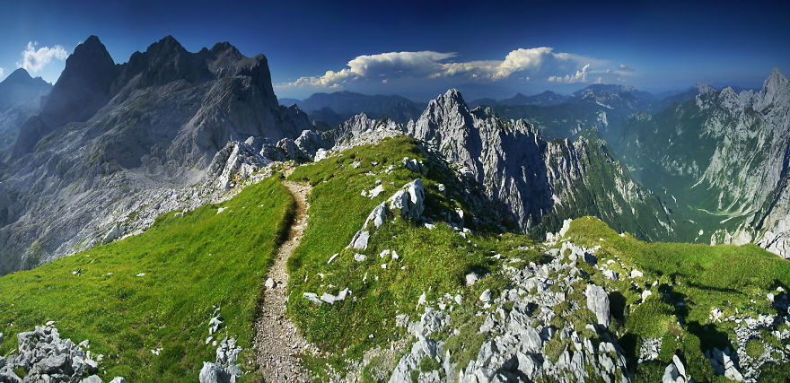 Камник, Словения