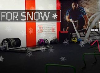 train for snow