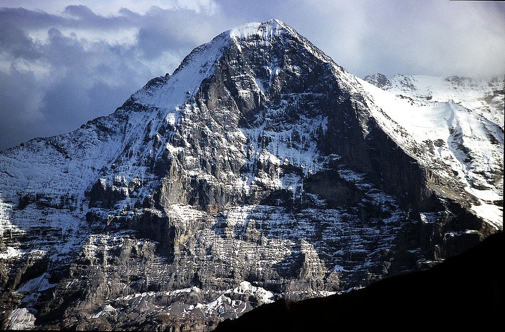 Eiger, North face