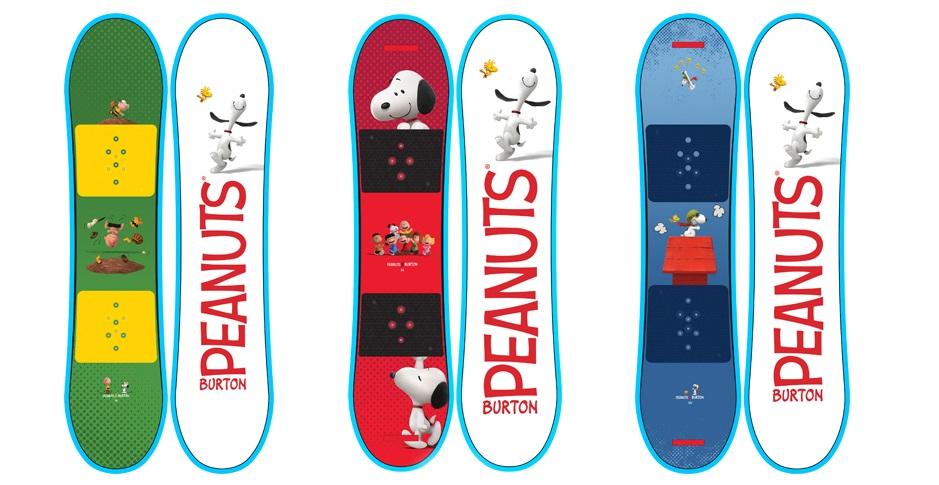 Burton x Peanuts