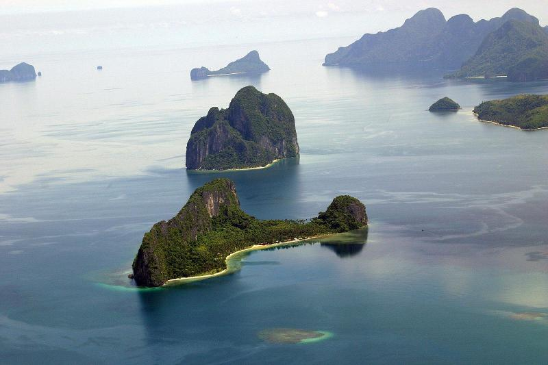 Остров хеликоптер