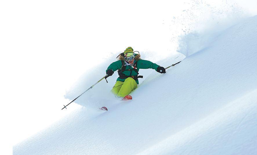 Зима 2015, История на ските