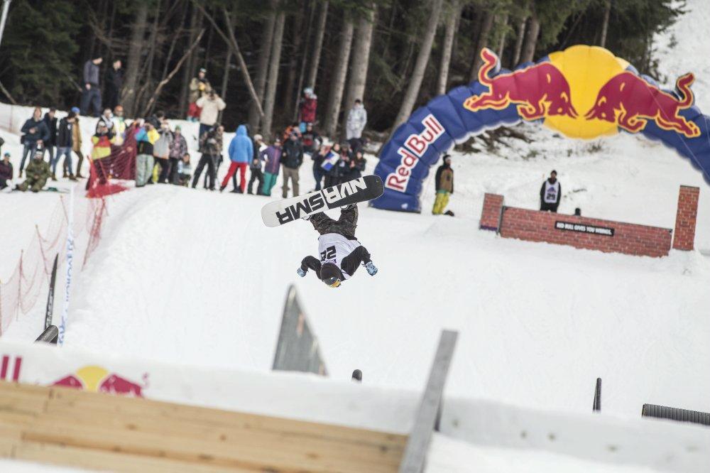Red Bull Fragments 2016