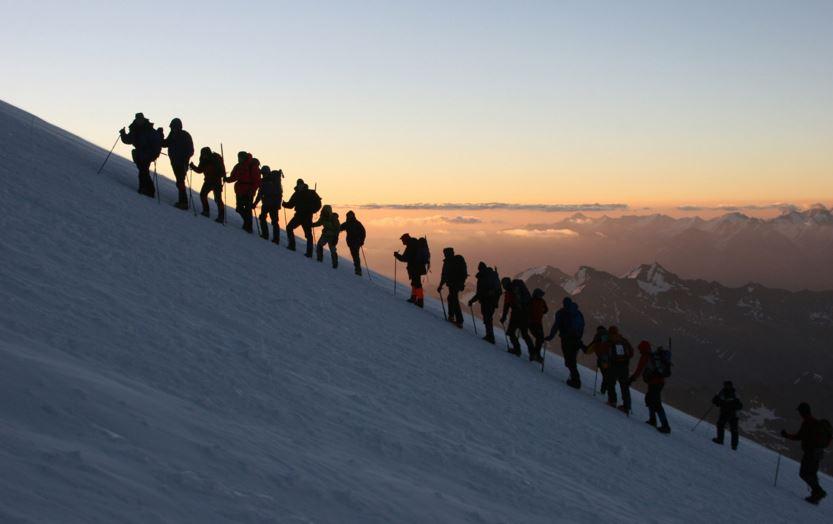 Елбрус. Снимка: adventurealternative.com