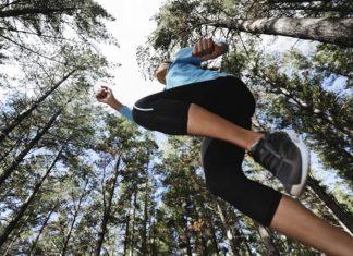 Бягане в гора