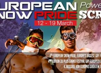 European Snow Pride 2016
