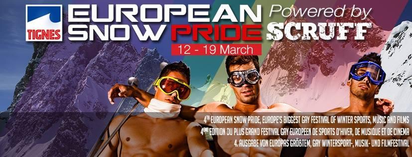 European Snow Pride 2016