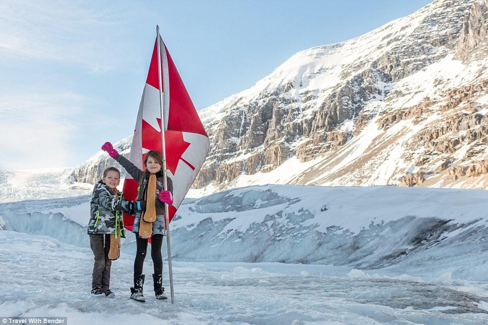 Най-пътуващите деца на света