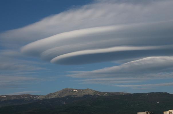 Лещовиден облак. Снимка: Bulgaria Outdoors