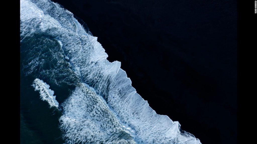 Исландия като абстрактно изкуство