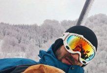 Куче-сноубордист