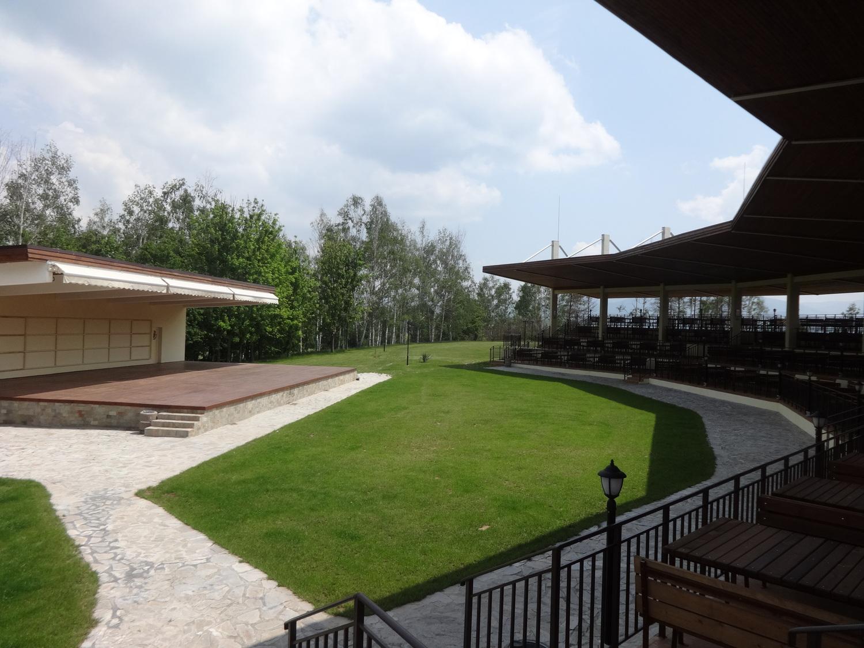 Челопеч, парк Корминеш