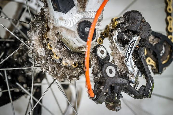 Winter Bike Duel 2016. Фотограф: Георги Даскалов, BikePorn