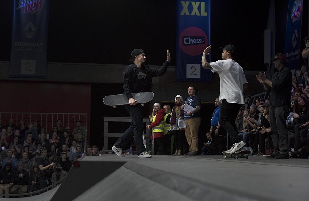 X Games Skateboarding in Oslo