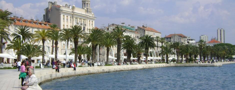 Плаване в Хърватска