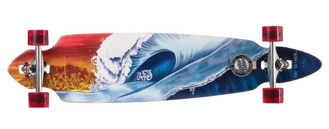 Animal Limited Longboard&Skateboard