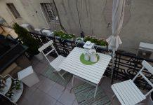 Балкон турист