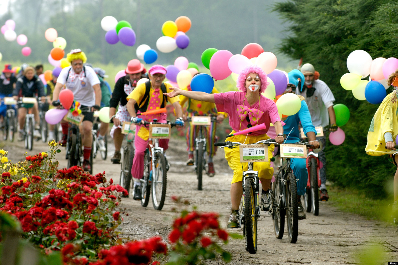 Вело карнавал