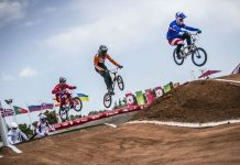 Трасе за Олимпийски БМХ