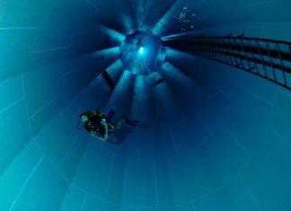 Най-дълбокият басейн в света