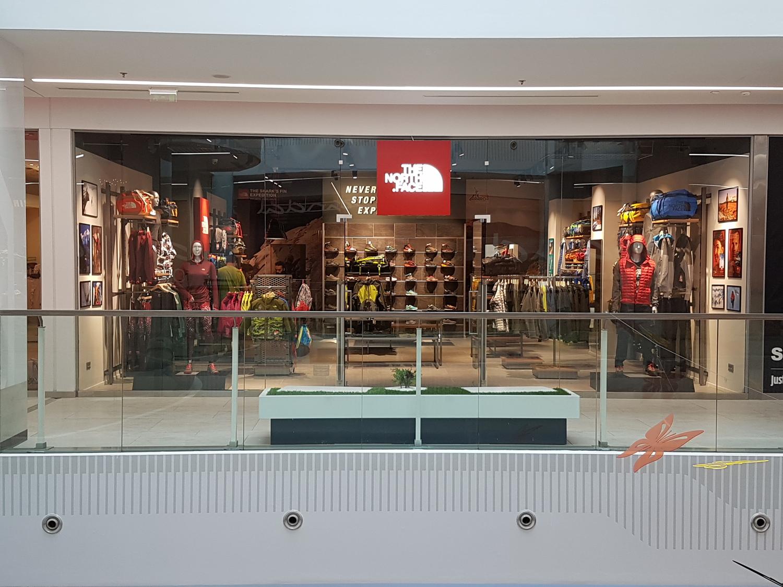 North Face нов магазин
