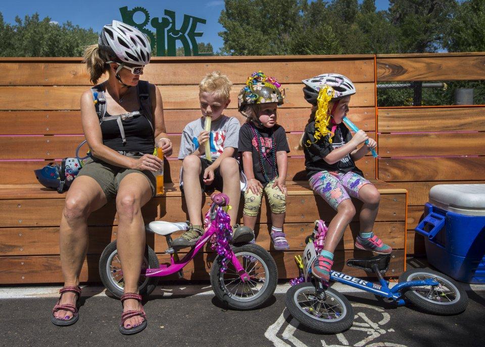 Велокарнавалите по света