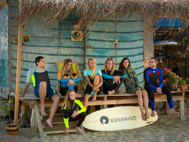 Runawave отбор сърфисти