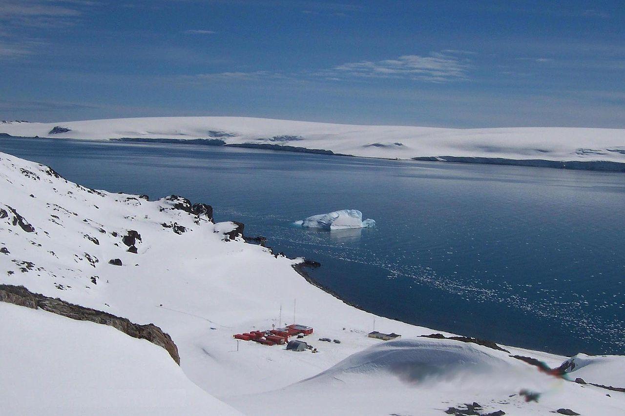 южен залив антарктида