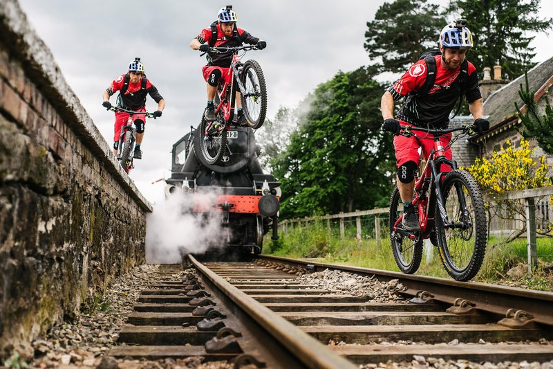 Danny MacAskill, Wee Day Out, Дани Маккаскил,