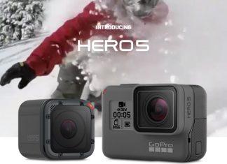 gopro hero5 камера