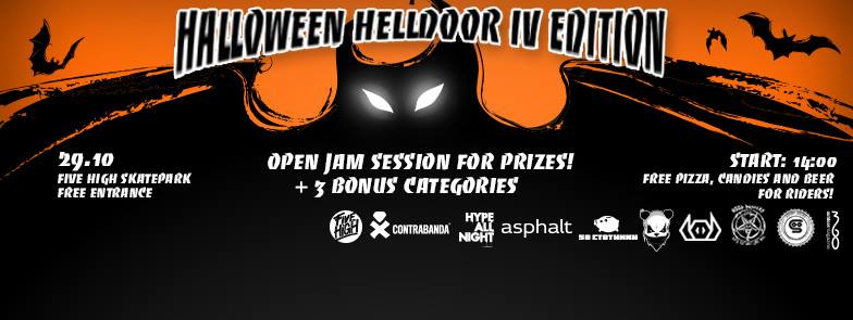 Halloween Helldoor