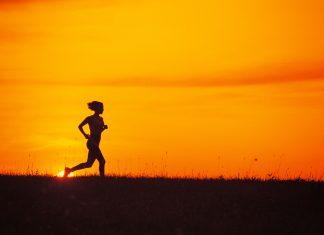 Бягане