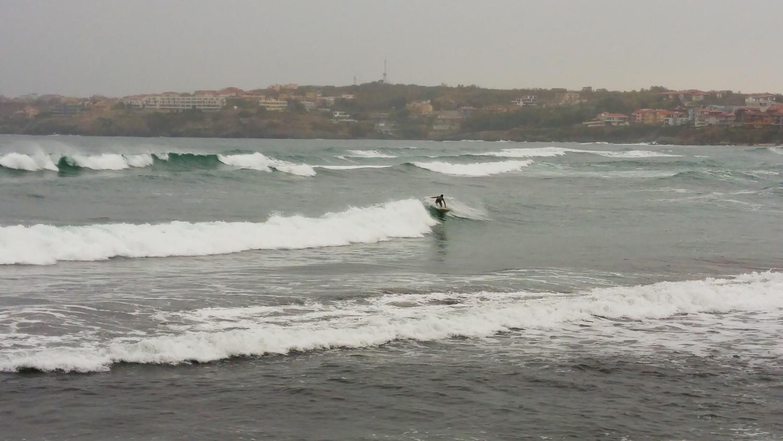 алберто де марио лонгборд сърф Runawave