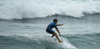 алберто де марио лонгборд сърф