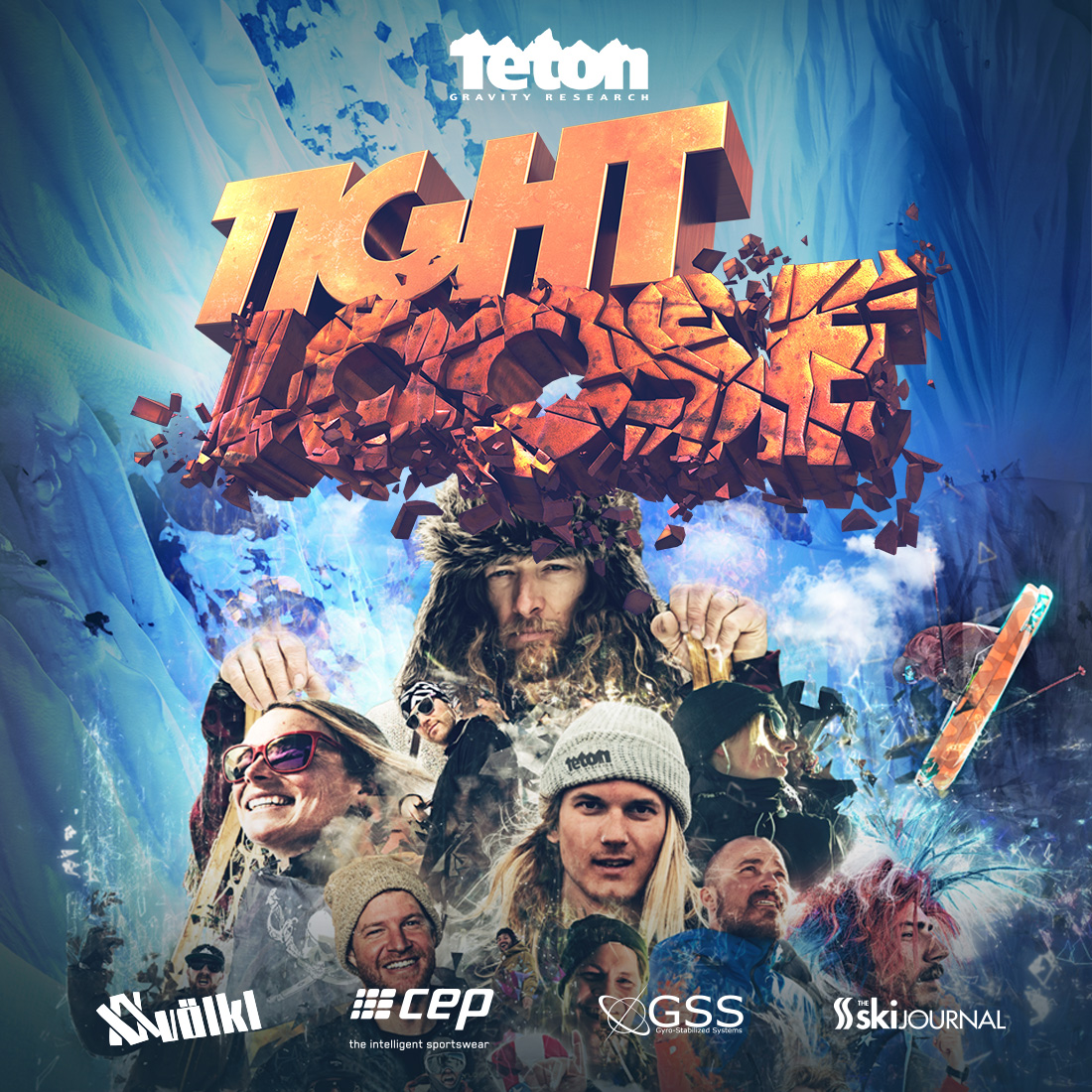 tight loose tgr ски филм премиера