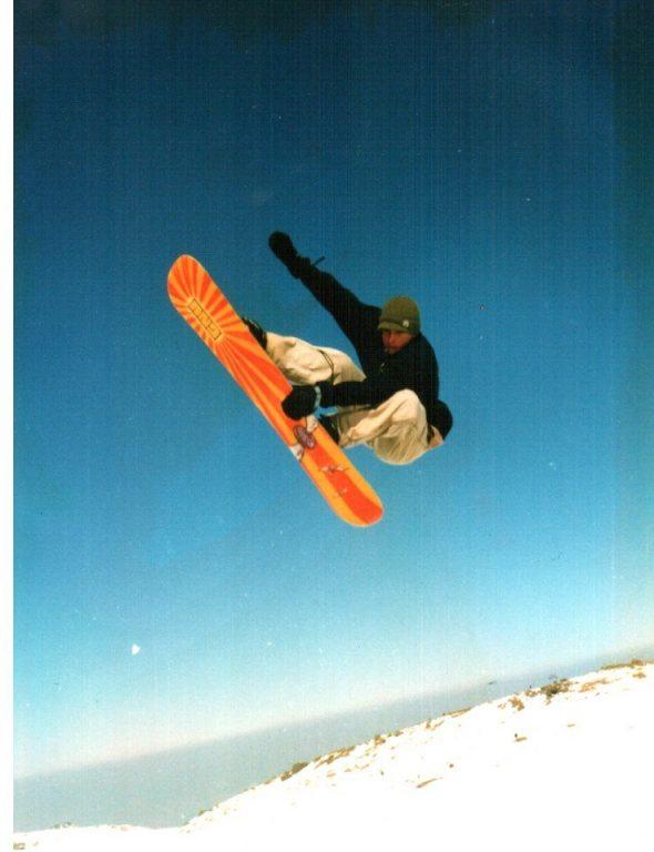 История на сноуборда в България